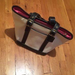 Coach small tote bag